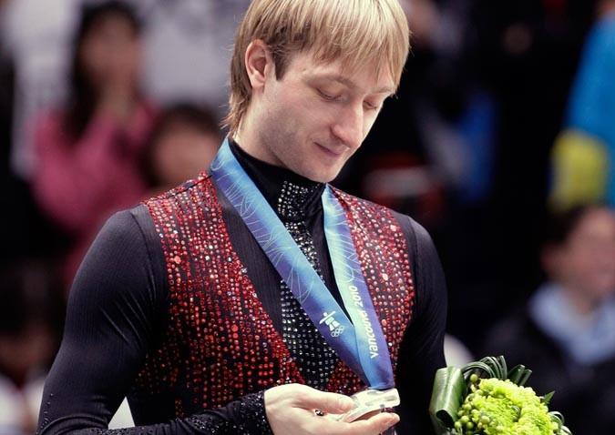 Поражение Евгения Плющенко. 'Он - герой'.