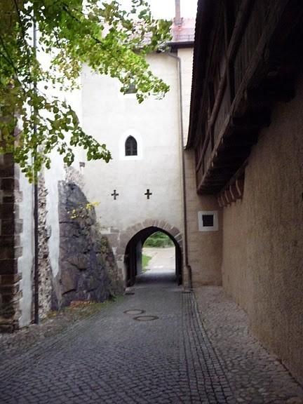 Крепость Гнандштайн (нем. Gnandstein) 51663
