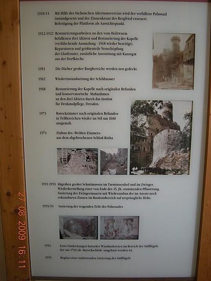 Крепость Гнандштайн (нем. Gnandstein) 30133