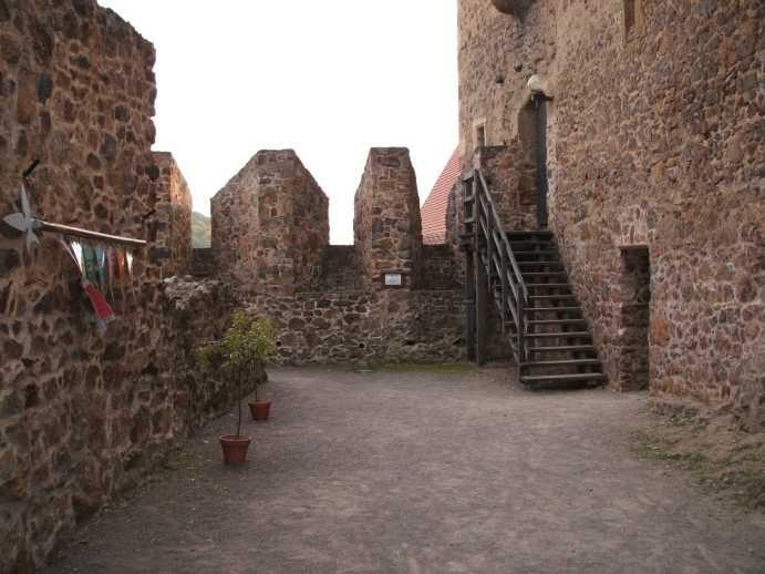 Крепость Гнандштайн (нем. Gnandstein) 71884