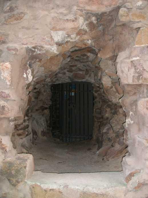 Крепость Гнандштайн (нем. Gnandstein) 55778
