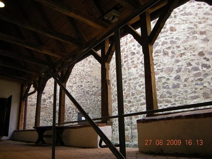 Крепость Гнандштайн (нем. Gnandstein) 64097