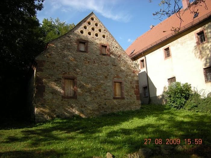 Крепость Гнандштайн (нем. Gnandstein) 70055