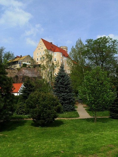 Крепость Гнандштайн (нем. Gnandstein) 27238