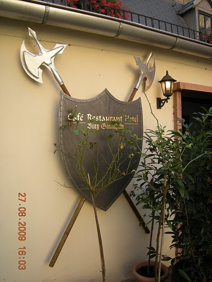 Крепость Гнандштайн (нем. Gnandstein) 83491