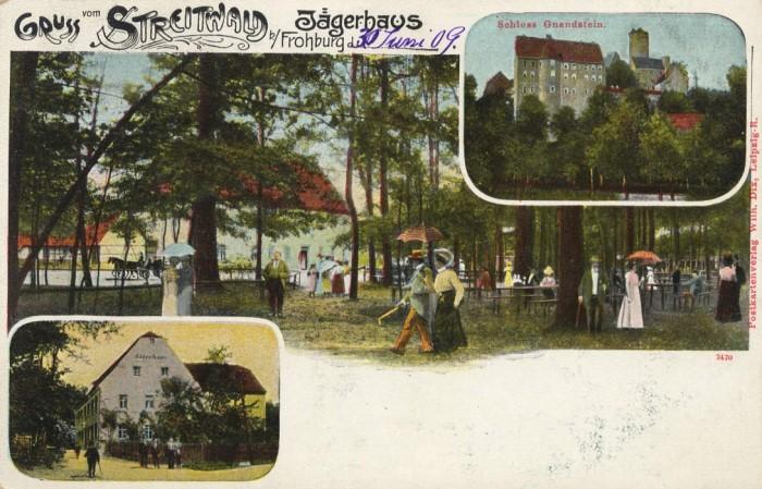 Крепость Гнандштайн (нем. Gnandstein) 47763