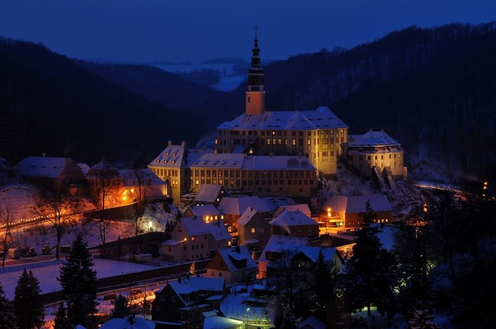 Замок Везенштайн (нем. Schloss Weesenstein) 26455