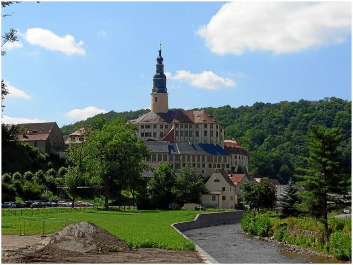Замок Везенштайн (нем. Schloss Weesenstein) 65314
