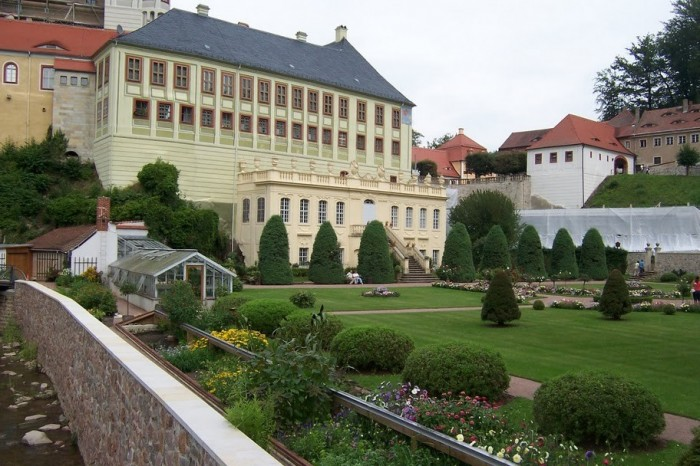 Замок Везенштайн (нем. Schloss Weesenstein) 27235