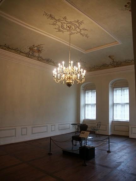 Замок Везенштайн (нем. Schloss Weesenstein) 94139