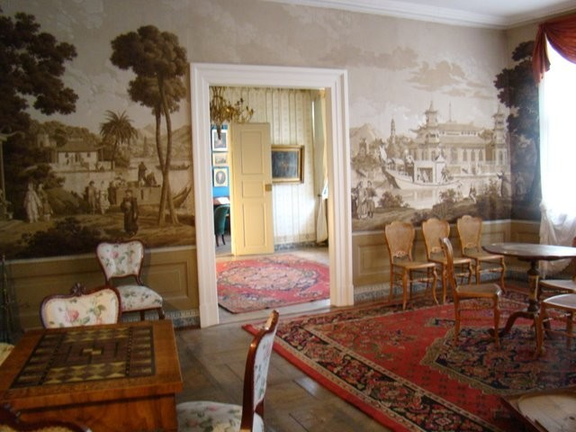 Замок Везенштайн (нем. Schloss Weesenstein) 55472