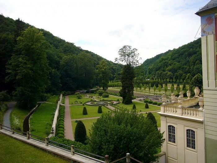 Замок Везенштайн (нем. Schloss Weesenstein) 83551