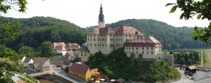 Замок Везенштайн (нем. Schloss Weesenstein) 13420