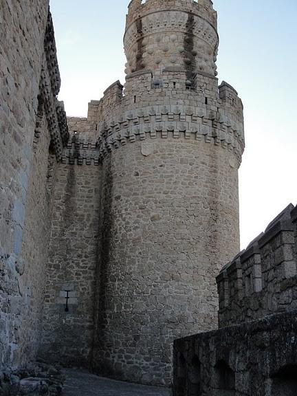 Замок в Мансанарес Эль Реал 92862