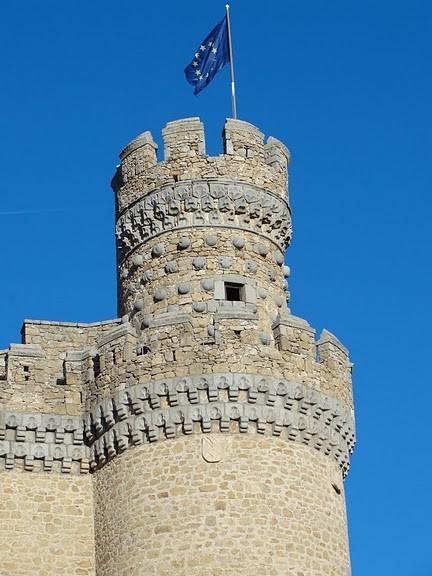 Замок в Мансанарес Эль Реал 46494