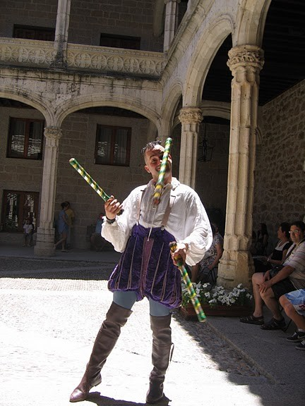 Замок в Мансанарес Эль Реал 13252
