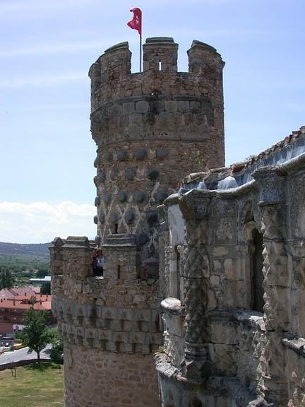 Замок в Мансанарес Эль Реал 15966