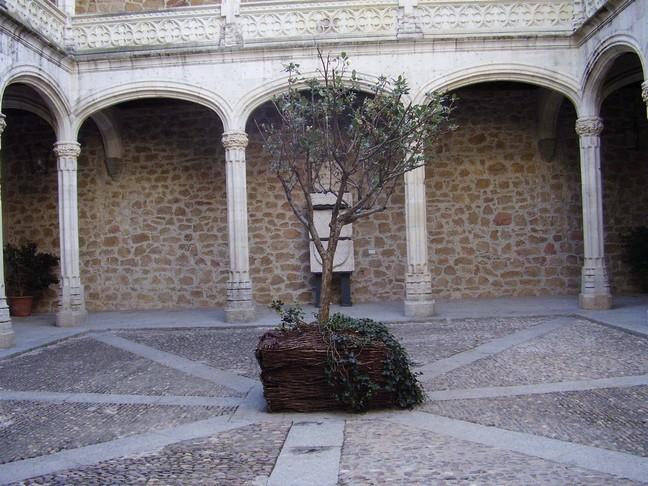Замок в Мансанарес Эль Реал 96665
