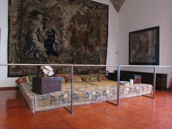 Замок в Мансанарес Эль Реал 80243