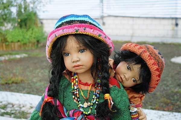 Macarena und Paqui