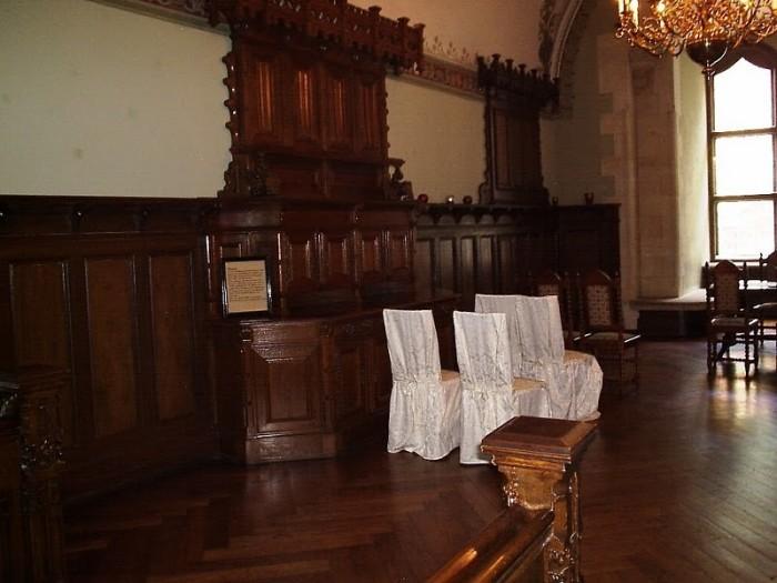Das Schloss Kuckuckstein 57262