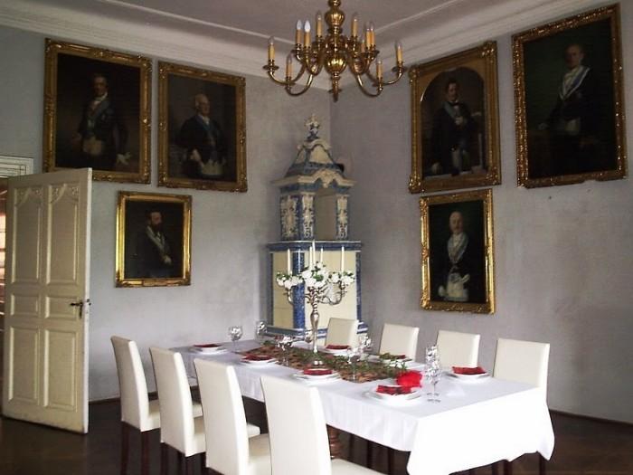 Das Schloss Kuckuckstein 13164