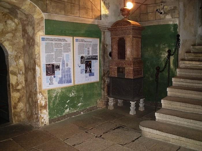 Das Schloss Kuckuckstein 95327