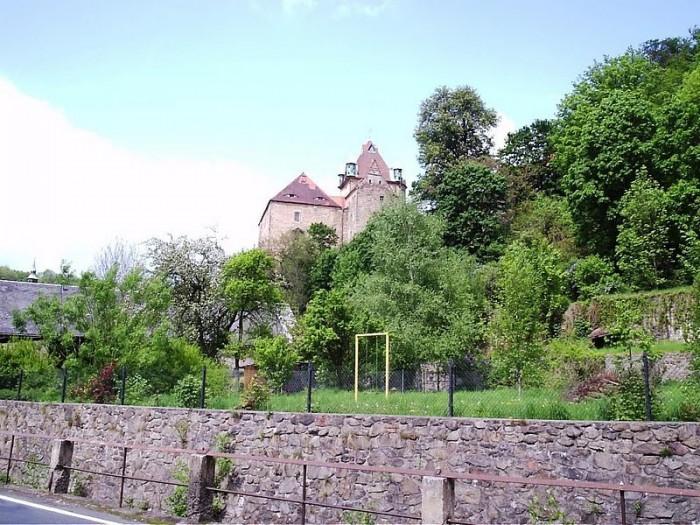 Das Schloss Kuckuckstein 75652