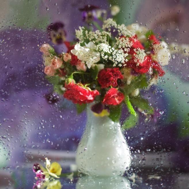 Wet fleur