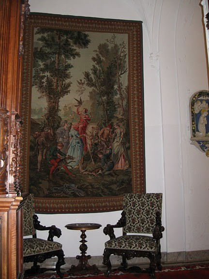Замок Пелеш 94995