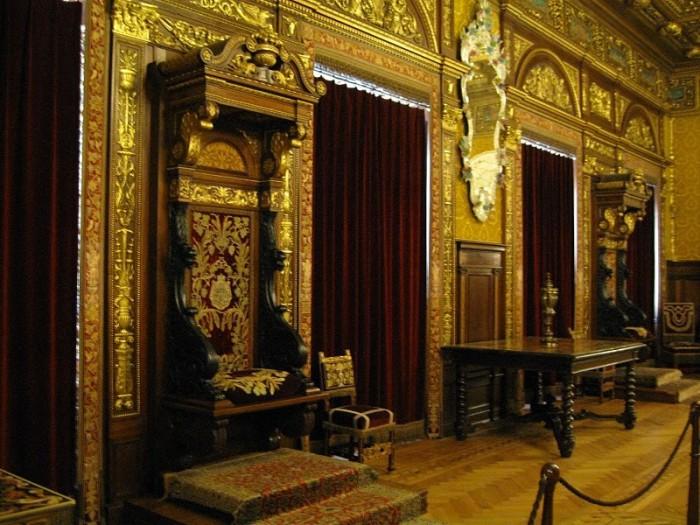 Замок Пелеш 94901
