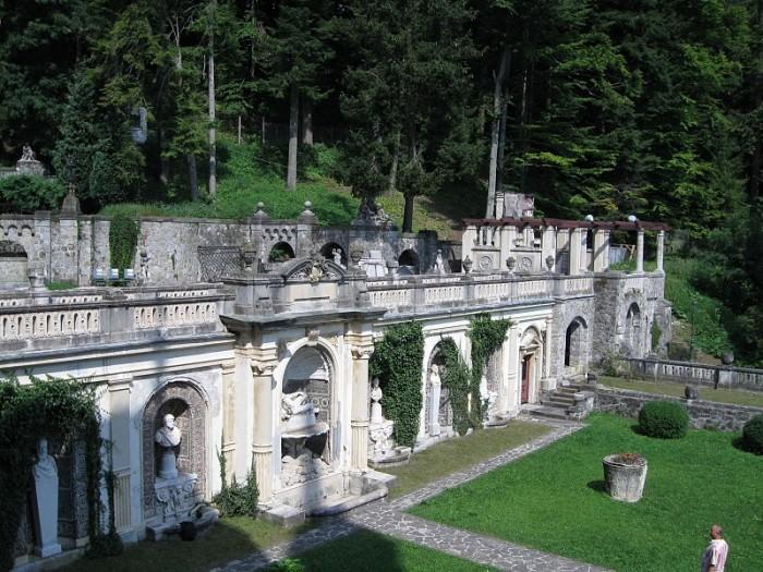 Замок Пелеш 87467