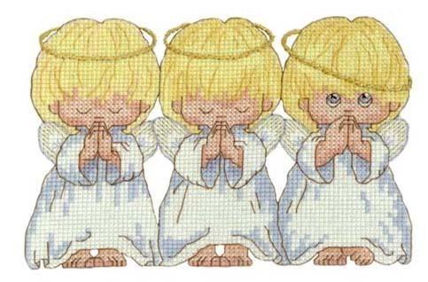 Рхема вышивки крестом '