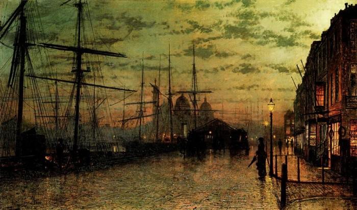 Humber Docks, Hull