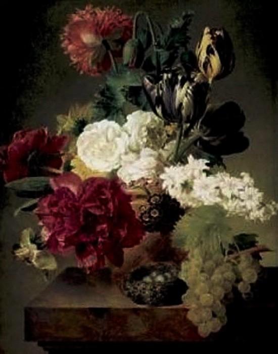 Фото натюрморт розы сельский