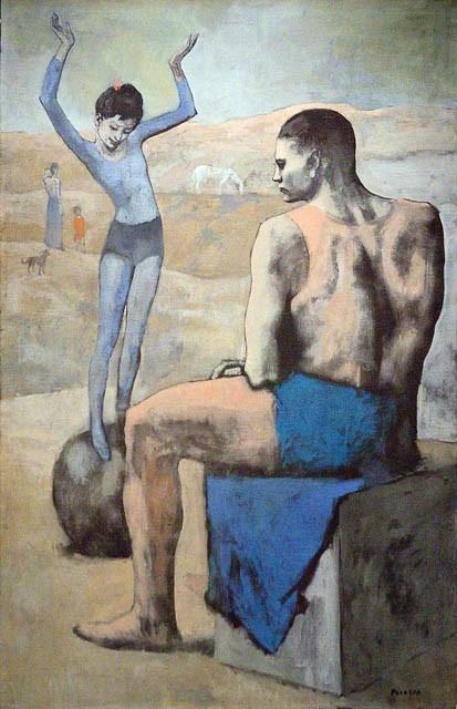Работы Пабло Пикассо из коллекции парижского музея в ГМИИ имени Пушкина.