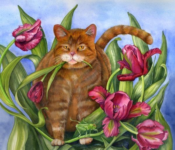 Tango in the Tulips