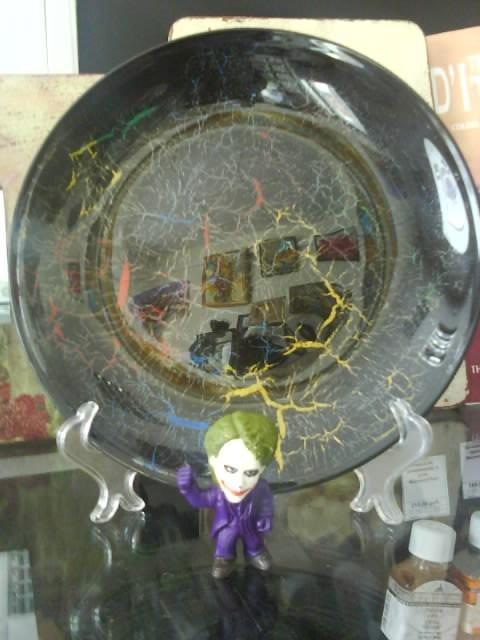 Joker-6 в лаборатории Малевича