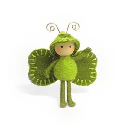 felt art: insects