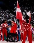 Х зимние Паралимпийские Игры-2010 в Ванкувере. Церемония открытия, 12 Марта 2010 года.