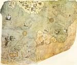 карта 1513 г