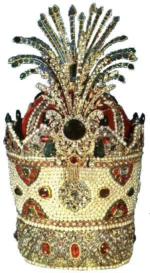 Корона шаха Ирана