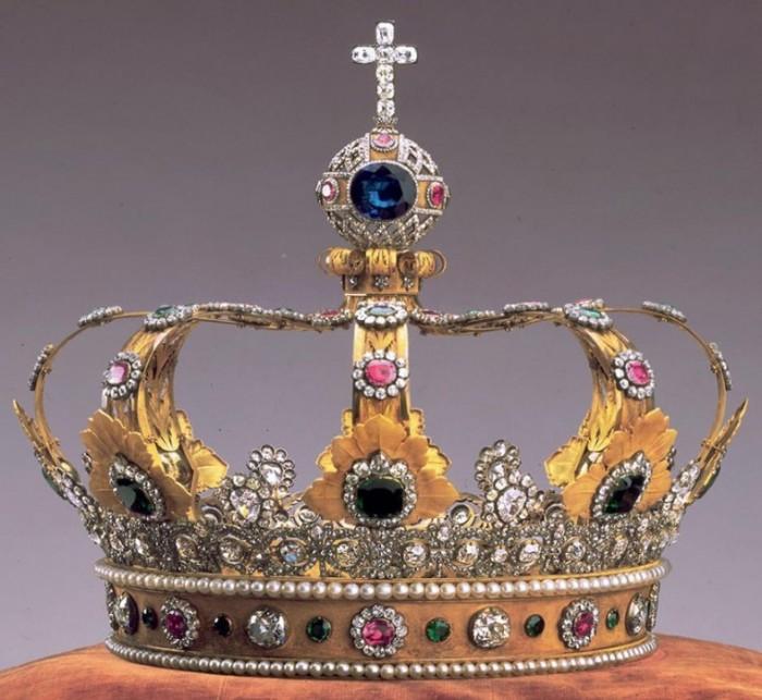 Корона баварского короля