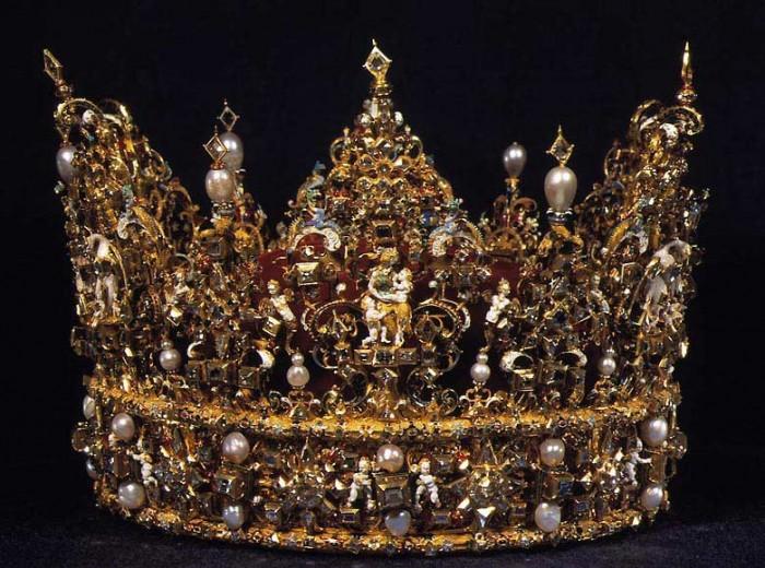 Крона Кристиана Четвёртого датского
