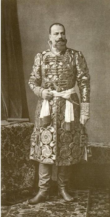 1353577 1903 ball   alexey alexandr Царь Николай II возрождал Россию. Собрание редких фотографий