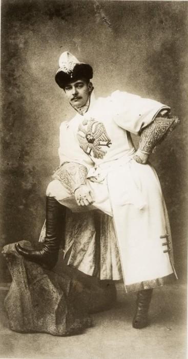 1353579 1903 ball   andrey vlad. 2 Царь Николай II возрождал Россию. Собрание редких фотографий