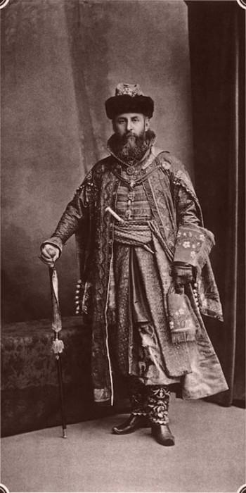 1353595 1903 ball   alexey alexandr. bobrinskiy Царь Николай II возрождал Россию. Собрание редких фотографий