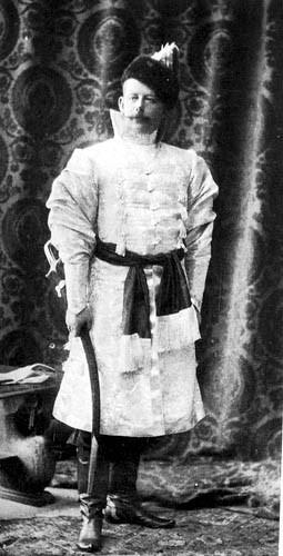 1353597 1903 ball   bezak Царь Николай II возрождал Россию. Собрание редких фотографий