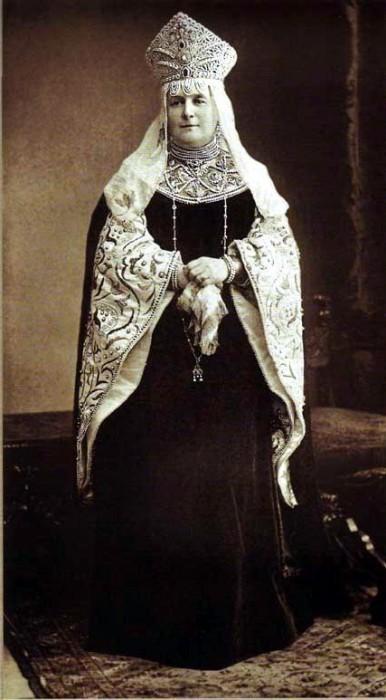 1353603 1903 ball   nadezhda alex. baryatinskaya Царь Николай II возрождал Россию. Собрание редких фотографий