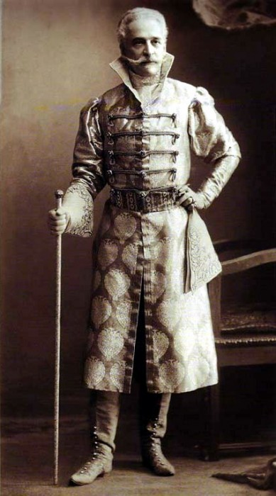 1353613 1903 ball   const. alex. gorchakov Царь Николай II возрождал Россию. Собрание редких фотографий